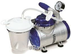 John Bunn Medical HD Home Suction Pump Vacuum Machine JB0112-016 FREE SHIP NIB