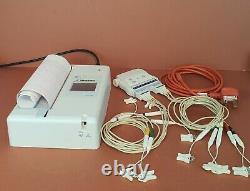 Mortara Eli 230 ECG Machine with Wireless Acquisition Module 12 Lead ECG
