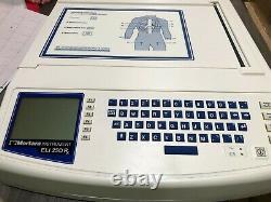 Mortara Instrument Eli 250rx Portable Resting Ecg Ekg Machine