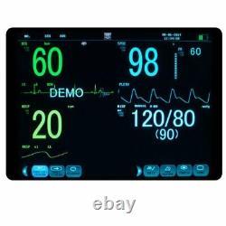 Multi-parameter Portable Vital Signs Patient Monitor ICU/CCU Machine For Clinic