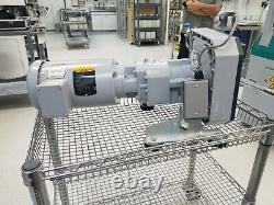 Netzsch Premier Technologies LMZ4 Zirconia Milling Machine
