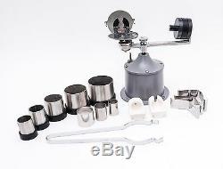 New Centrifuge Casting Machine Dental Lab Jewelry Hobby Equipment Complete Kit