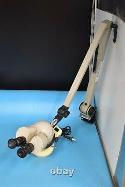 Olympus Tokyo Dental Microscope Inverted Unit Magnification Machine 115V