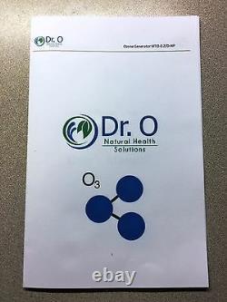 Ozone Generator Air Purifier Disinfection Ozone Therapy Machine International