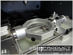 PDI Dental CAD/CAM Fixture System, Works with all 4axis CNC Machines