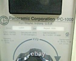 Panoramic Corporation PC-1000 Dental X-Ray Machine