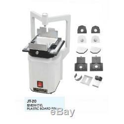 Pindex Drill Pin Machine Plastic Board Dental Lab Equipment 5500RMP JT-20 LMWS