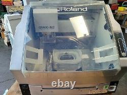 Roland DWX-50 Dental Milling Machine USED