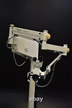 Seiler Instrument Revelation Dental Microscope Unit Magnification Machine 120V