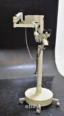 Seiler M902 Dental Microscope Unit Magnification Machine FOR PARTS/REPAIR
