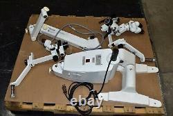 Seiler Revelation 1300.94.00-9 Dental Microscope Unit Magnification Machine 120V