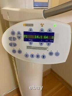 Sirona Orthophos XG dental panoramic x-ray machine