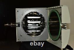 Tuttnauer EZ10K Dental Medical Steam Autoclave Sterilizer Machine 230V
