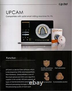 UP3D P5-2 Dental Milling Machine
