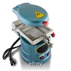 US Dental Vacuum Former Molding Machine Former Heat Thermoforming Lab Equipment