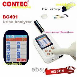US Fedex Urine Analyzer Machine Monitoring with 11parameter test Strip, Bluetooth