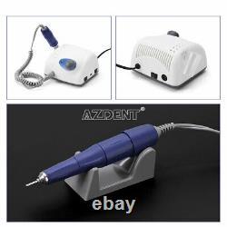 US Portable Electric Lab Micromotor 45KRPM Grinding Machine Polishing Handpiece