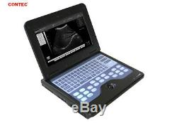 US Seller CE Digital Ultrasound Scanner Portable laptop machine 3.5 Convex Probe