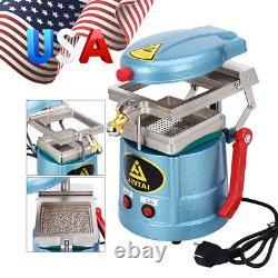 USA 110V JT-18 Dental Vacuum Forming Molding Machine Heat Thermoforming 1000W