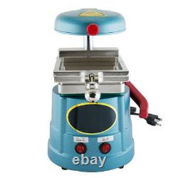 USA Dental Lab Vacuum Forming Molding Machine Former Heat Thermoforming +Gift