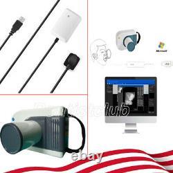 USA Dental Mobile Image X-Ray Machine LK-C27/ Digital RVG X-Ray Sensor XVS2121