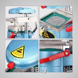 Vacuum Former Thermoforming Lab Equipment Dental Vacuum Forming Machine Molding