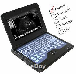 Veterinary VET portable Ultrasound Scanner Machine For cowithhorse/Animal, rectal