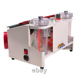 WARRANTY% Dental lab Equipment twin Double Pen Fine Sandblaster machine UNIT FDA