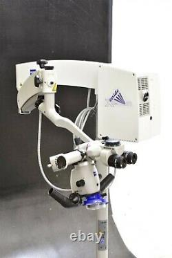 Zeiss Surgical GmbH 2010 Dental Microscope Unit Magnification Machine 120V