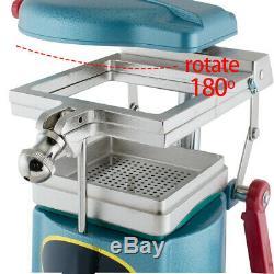 1200w La Formation Machine De Moulage Sous Vide Clinique Dentaire L'ancien Équipement De Laboratoire