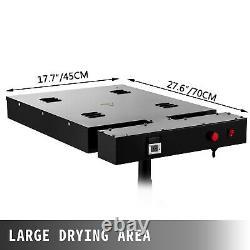 16x16 Silkscreen Flash Dryer Impression Curing Diy T-shirt Machine Heating Us