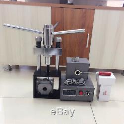 400w Dentier De Moulage Par Injection Machine Unité D'injection Dentaire Avec Chauffage À Chaud