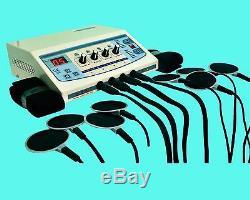 Accueil / Usage Professionnel 4 Canaux Électrothérapie Machine Pulse Massager Uugf