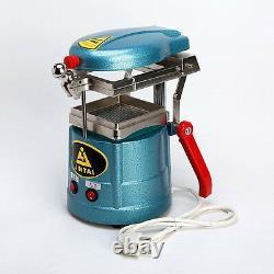 Aspirateur Dentaire Formant La Machine De Moulage Ancien Équipement De Laboratoire De Chauffage 110v/220v Jt-18