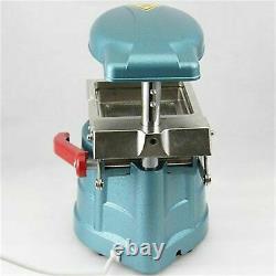 Aspirateur Dentaire Formant La Machine De Moulage Ancien Équipement De Laboratoire De Thermoformage 800w