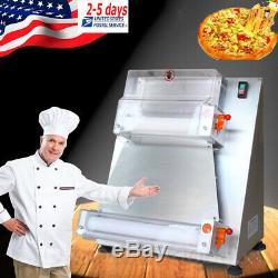 Automatique Pizza Pain Pâte Rouleau Laminoir Machine Avec Safe Rouleaux Résine Alimentaire