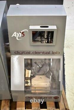 Axi5 Usine Dentaire 5 Laboratoire Dentaire Cao/cam Usine De Dentisterie Vendu As-is