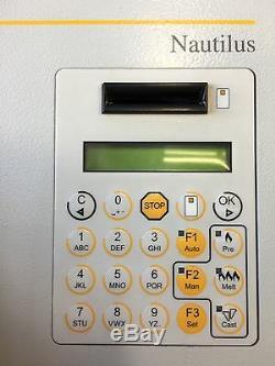 Bego Nautilus CC Plus Machine De Coulée