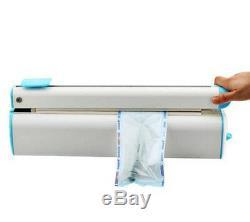 Ce Laboratoire Dentaire Machine D'étanchéité 22mm Pour La Stérilisation Sac Paquet Scellant 220 V
