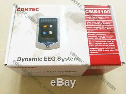 Cms4100 Système Dynamique Eeg Machine À Enregistrement 24 Heures À 16 Canaux + Logiciel D'analyse