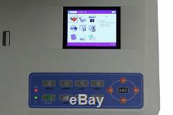 Contec Ecg300g Numérique 3 Canaux 12 Lead Électrocardiographe Électrocardiographe + Pc Sw