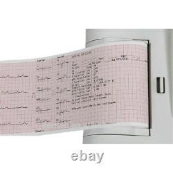 Contec Ecg600g Cardiologie Numérique Ekg Ecg Machine 6 Canaux, Avec Logiciel