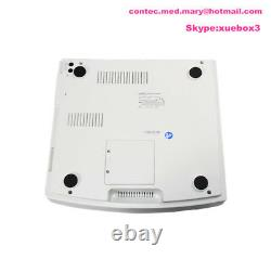Contec Numérique 12 Canaux / Plomb Machine Ecg Ecg Électrocardiographe Sync Software