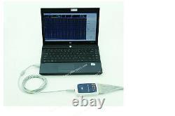 Contec8000g Ecg Workstation System, Portable 12-lead Base De Repos Ekg Machine