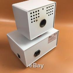 Contrôle De La Température Boîte Machine De Chauffage Du Four Pour Prothèses Dentaires Système D'injection