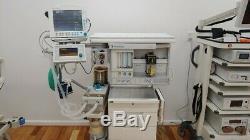 Datex Ohmeda Aestiva / 5 7900 Machine D'anesthésie Avec S / 5 Moniteur