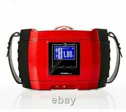 Dental Digital X-ray Machine Sans Fil X-ray Système D'image Rouge Avec Boîte En Métal