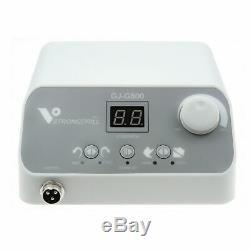 Dental Lab Brushless Micro Motor Polisseuse G800 Polisseuse + 50k Handpiece