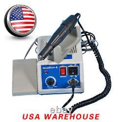 Dental Lab Marathon N3 Micro Motor & 35k RPM Handpiece Polissant La Machine De Coupe