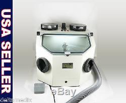 Dental Lab Sablage / Machine Sableuse 110v / Fda / 026-dq Dentq